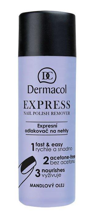 Dermacol Express (Zmywacz do paznokci, W, 120ml)