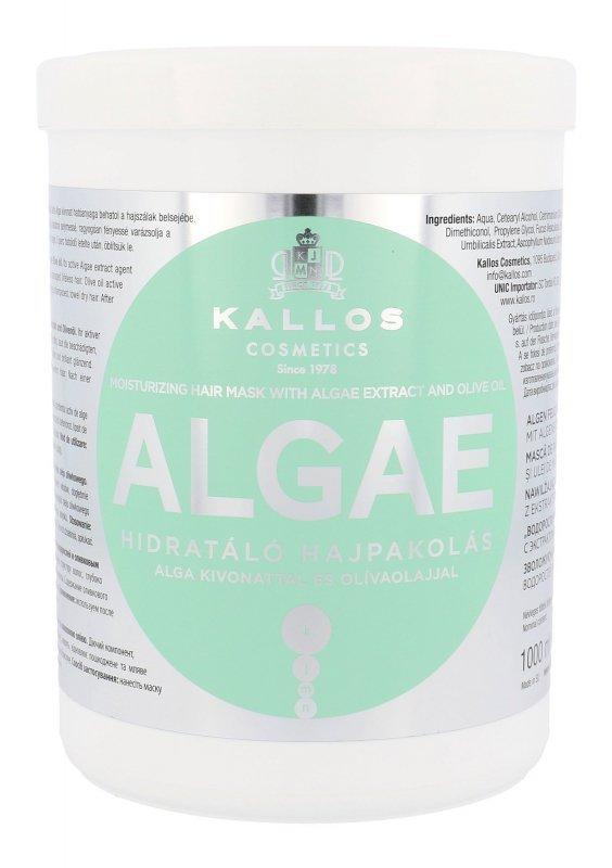 Kallos Cosmetics Algae (Maska do włosów, W, 1000ml)