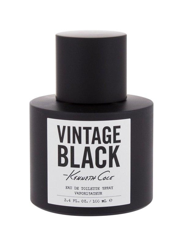 Kenneth Cole Vintage Black (Woda toaletowa, M, 100ml)
