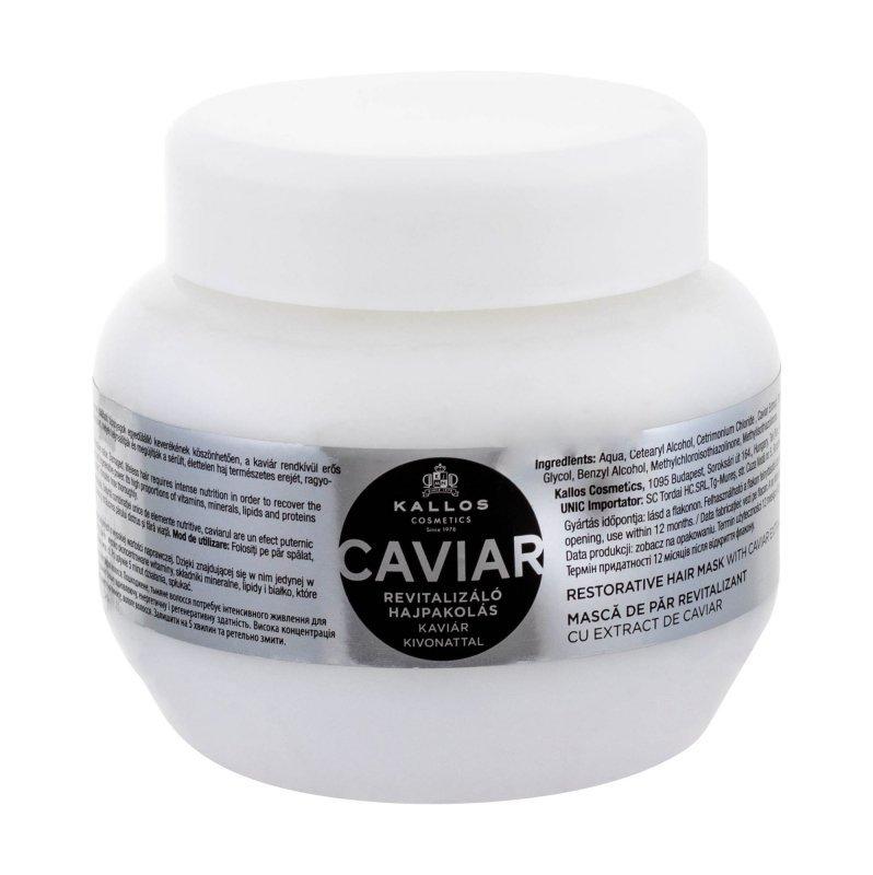 Kallos Cosmetics Caviar (Maska do włosów, W, 275ml)