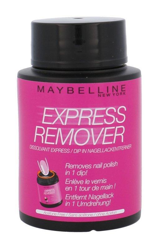 Maybelline Express Remover (Zmywacz do paznokci, W, 75ml)