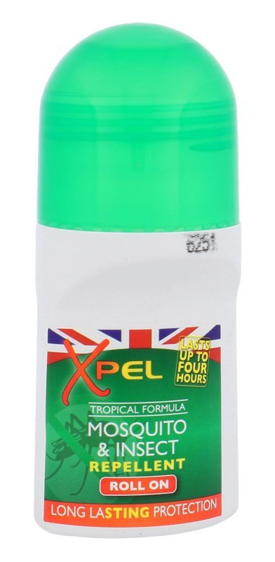 Xpel Mosquito & Insect (Preparat odstraszający owady, U, 75ml)