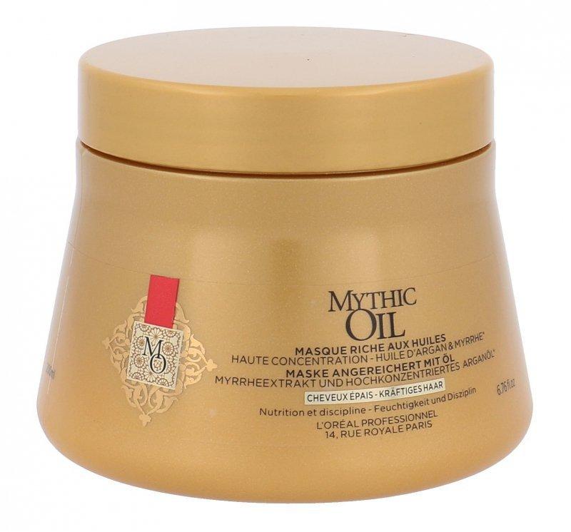 L´Oréal Professionnel Mythic Oil (Maska do włosów, W, 200ml)