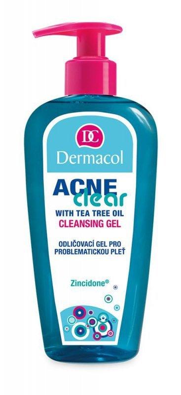 Dermacol AcneClear (Żel oczyszczający, W, 200ml)