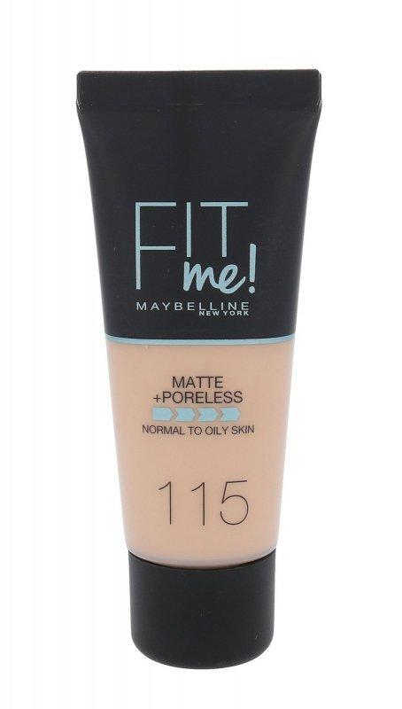 Maybelline Fit Me! (Podkład, W, 30ml)