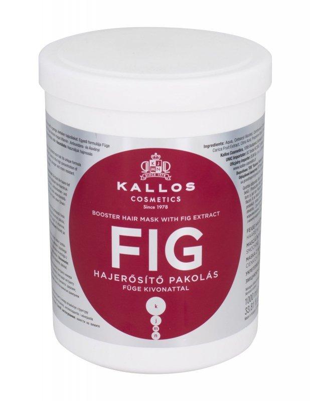 Kallos Cosmetics Fig (Maska do włosów, W, 1000ml)