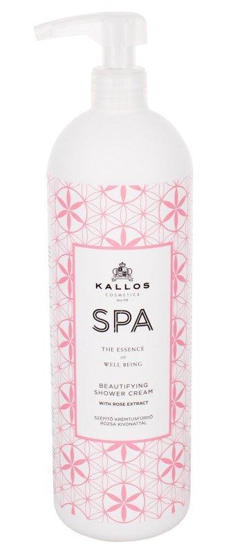 Kallos Cosmetics SPA (Krem pod prysznic, W, 1000ml)