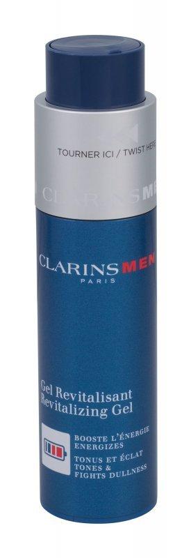 Clarins Men (Żel do twarzy, M, 50ml)