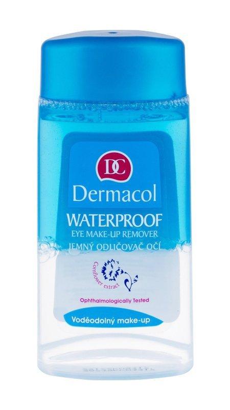 Dermacol Waterproof Eye Make-up Remover (Demakijaż oczu, W, 120ml)