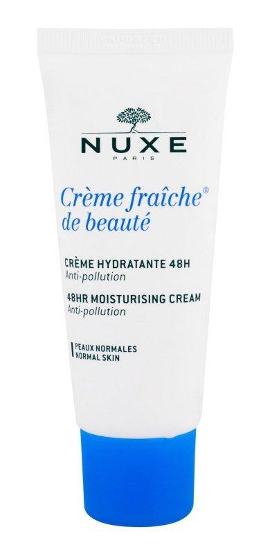 NUXE Creme Fraiche de Beauté 48HR Moisturising Cream (Krem do twarzy na dzień, W, 30ml, Tester)