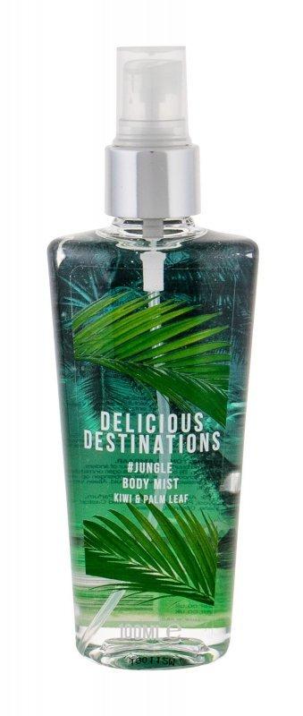 Delicious Destinations #Jungle (Spray do ciała, W, 100ml)