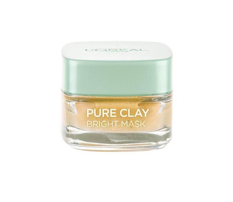 L´Oréal Paris Pure Clay (Maseczka do twarzy, W, 50ml)