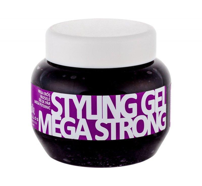 Kallos Cosmetics Styling Gel (Żel do włosów, W, 275ml)
