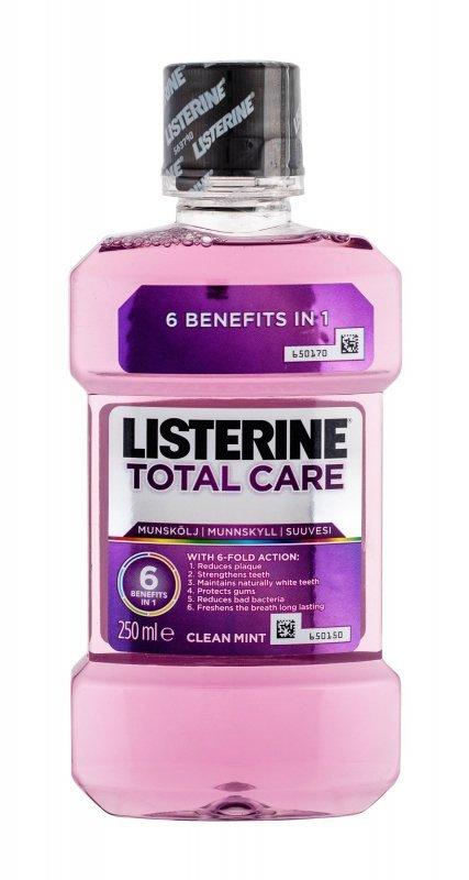 Listerine Mouthwash (Płyn do płukania ust, U, 250ml)
