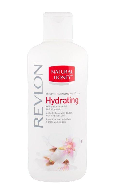 Revlon Natural Honey (Żel pod prysznic, W, 650ml)