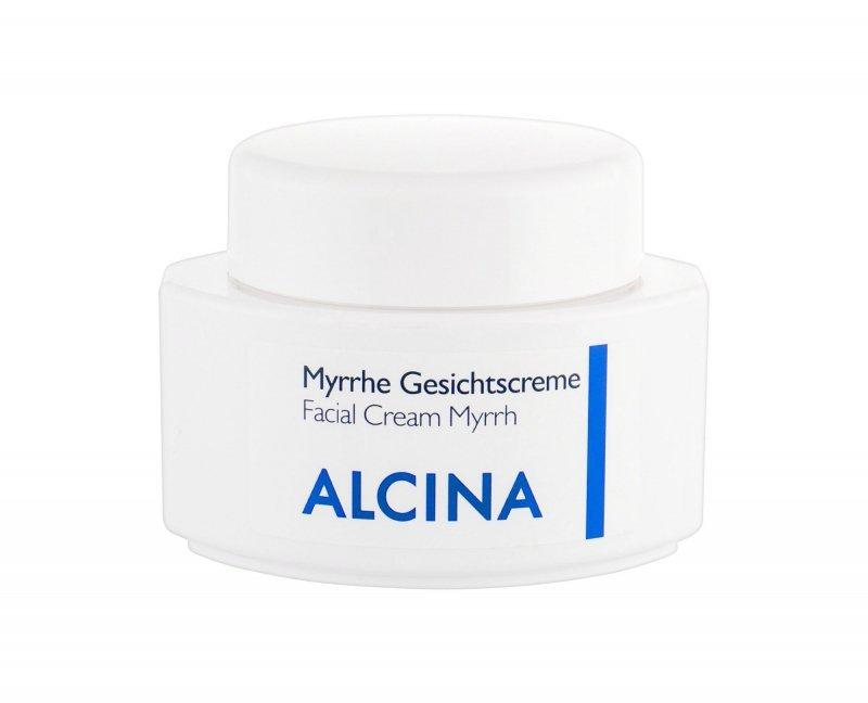 ALCINA Myrrh (Krem do twarzy na dzień, W, 100ml)