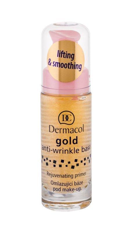Dermacol Gold (Baza pod makijaż, W, 20ml)