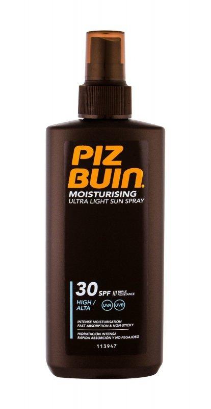 PIZ BUIN Moisturising (Preparat do opalania ciała, U, 200ml)