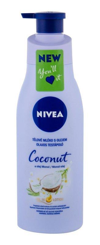 Nivea Coconut & Monoi Oil (Mleczko do ciała, W, 200ml)