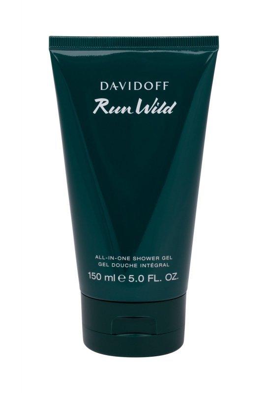Davidoff Run Wild (Żel pod prysznic, M, 150ml)