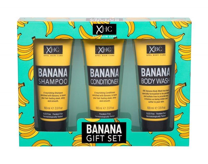 Xpel Banana (Szampon do włosów, W, 100ml)