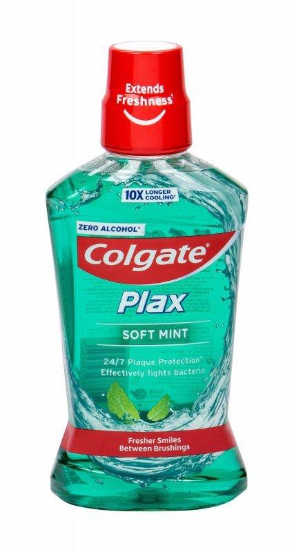Colgate Plax (Płyn do płukania ust, U, 500ml)