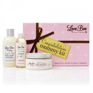 Love Boo, Ekskluzywny Zestaw dla Mamy, 3 produkty