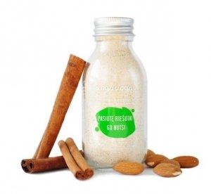 Uoga Uoga, Sucha glinka Go Nuts! z migdałami do wszystkich rodzajów skóry, 100ml