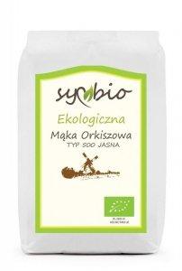 SYMBIO Mąka orkiszowa jasna typ 500 BIO 1kg