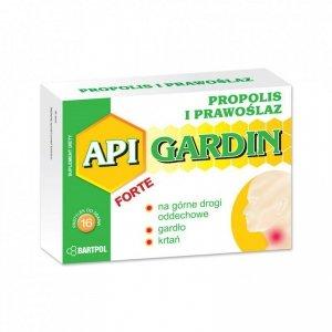 API-GARDIN propolis + prawoślaz 16past. BARTPOL