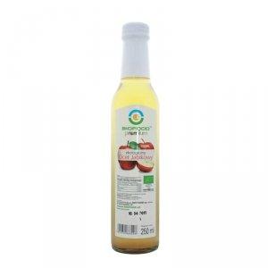 BIO FOOD Ocet jabłkowy niefiltrowany BIO 250ml