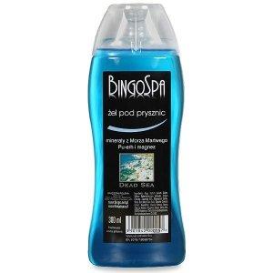 BINGOSPA Żel pod prysznic z minerałami z Morza Martwego 300ml