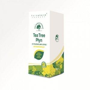 Tea Tree Płyn do płukania jamy ustnej 250ml MELALEUCA