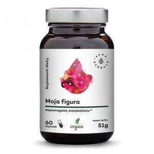 AURA HERBALS Moja Figura - wspomaganie metabolizmu 60 veg. kaps.