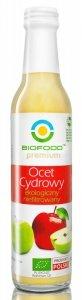 OCET CYDROWY NIEFILTROWANY BIO 250 ml - BIO FOOD