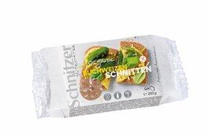 CHLEB GRYCZANY BEZGLUTENOWY BIO 250 g - SCHNITZER