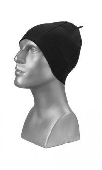 SKULLY Serie A THERMOline czarny czapka
