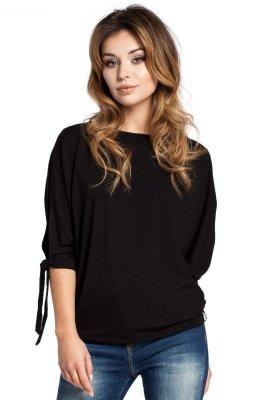 B036 bluzka czarna