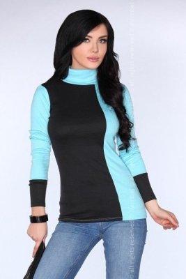 CG010 Blue bluzka