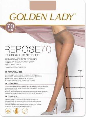 RAJSTOPY GOLDEN LADY REPOSE 70