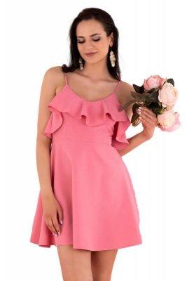 Cooreo Pink D63 sukienka