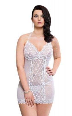 1 xTess - Plus Size - white 1771 PROMO
