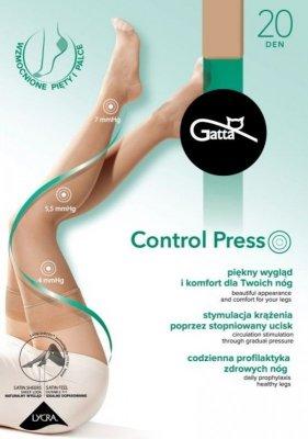 CONTROL PRESS - POŃCZOCHY DAMSKIE