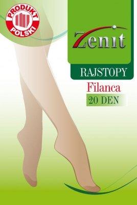 ZENIT - Rajstopy Filanca 20 DEN
