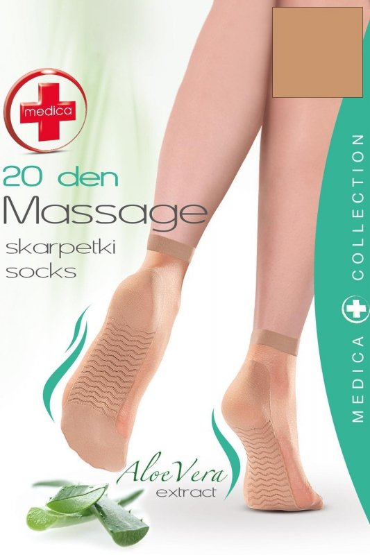 Gabriella Medica 20 Massage code 623 skarpetki
