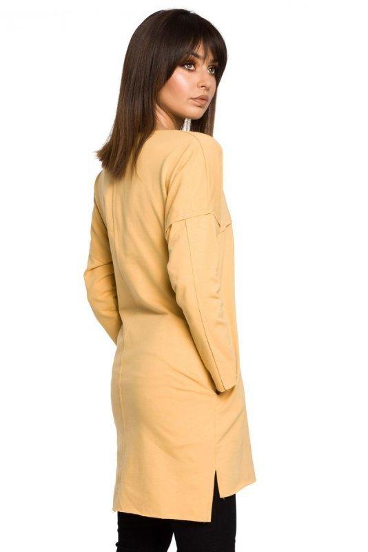B059 tunika żółta