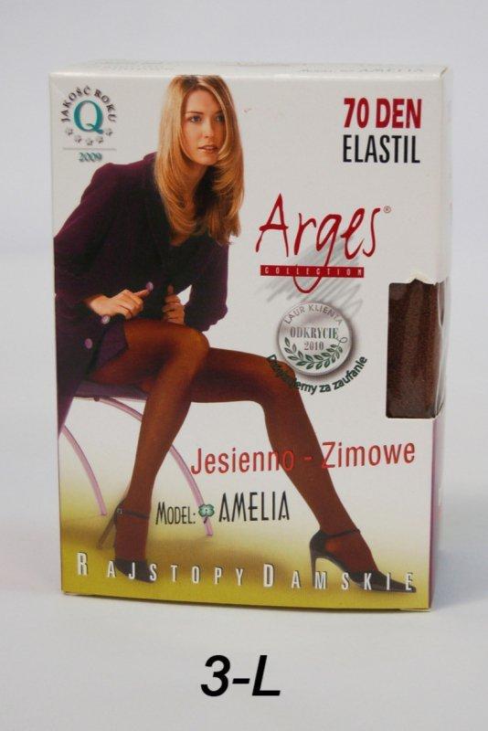 Rajstopy Amelia 70DEN..