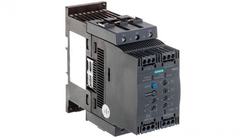 Softstart 3-fazowy 200-480VAC 106A 55kW/400V Uc=110-230V AC/DC S3 3RW4047-1BB14