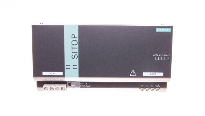 Zasilacz impulsowy 320-550V AC/ 24VDC 40A ATEX EX II  6EP1437-3BA00