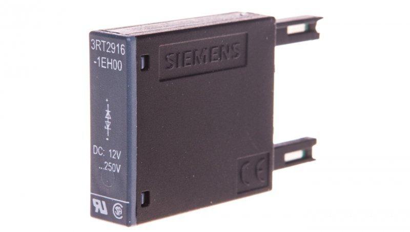 Układ tłumiący dioda 12-250V DC S00 3RT2916-1EH00